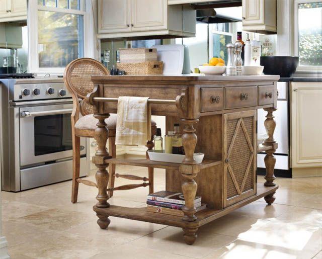 unique kitchen islands Kitchens Pinterest Island design and