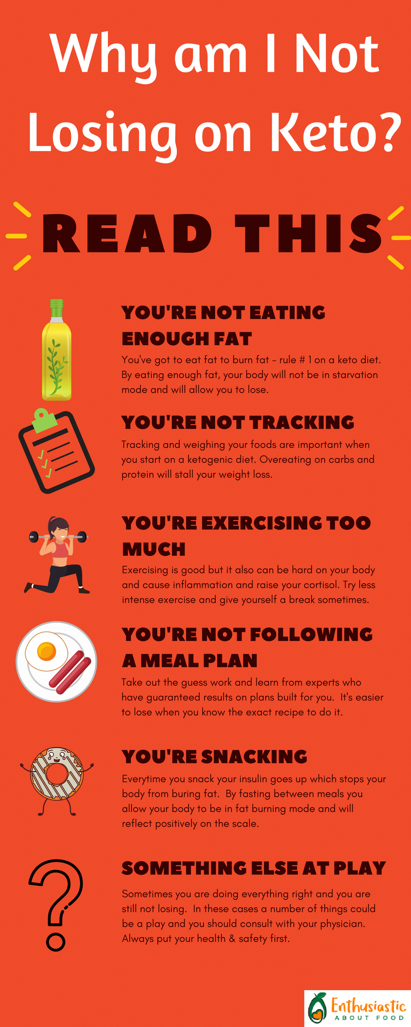 how long to stay on a keto diet