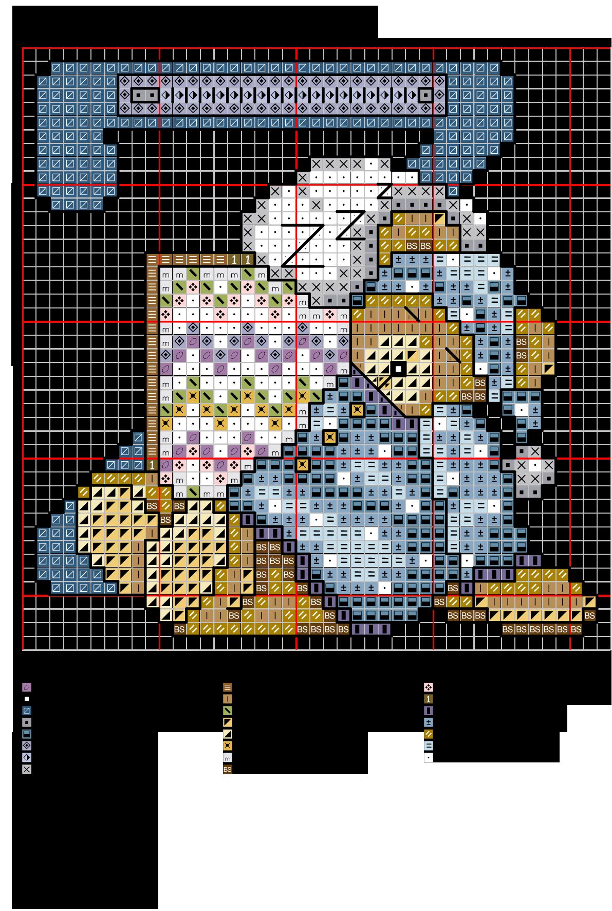 Alfabeto degli orsetti: Z 123 Cross Stitch, Cross Stitch Letters, Cross  Stitch Freebies