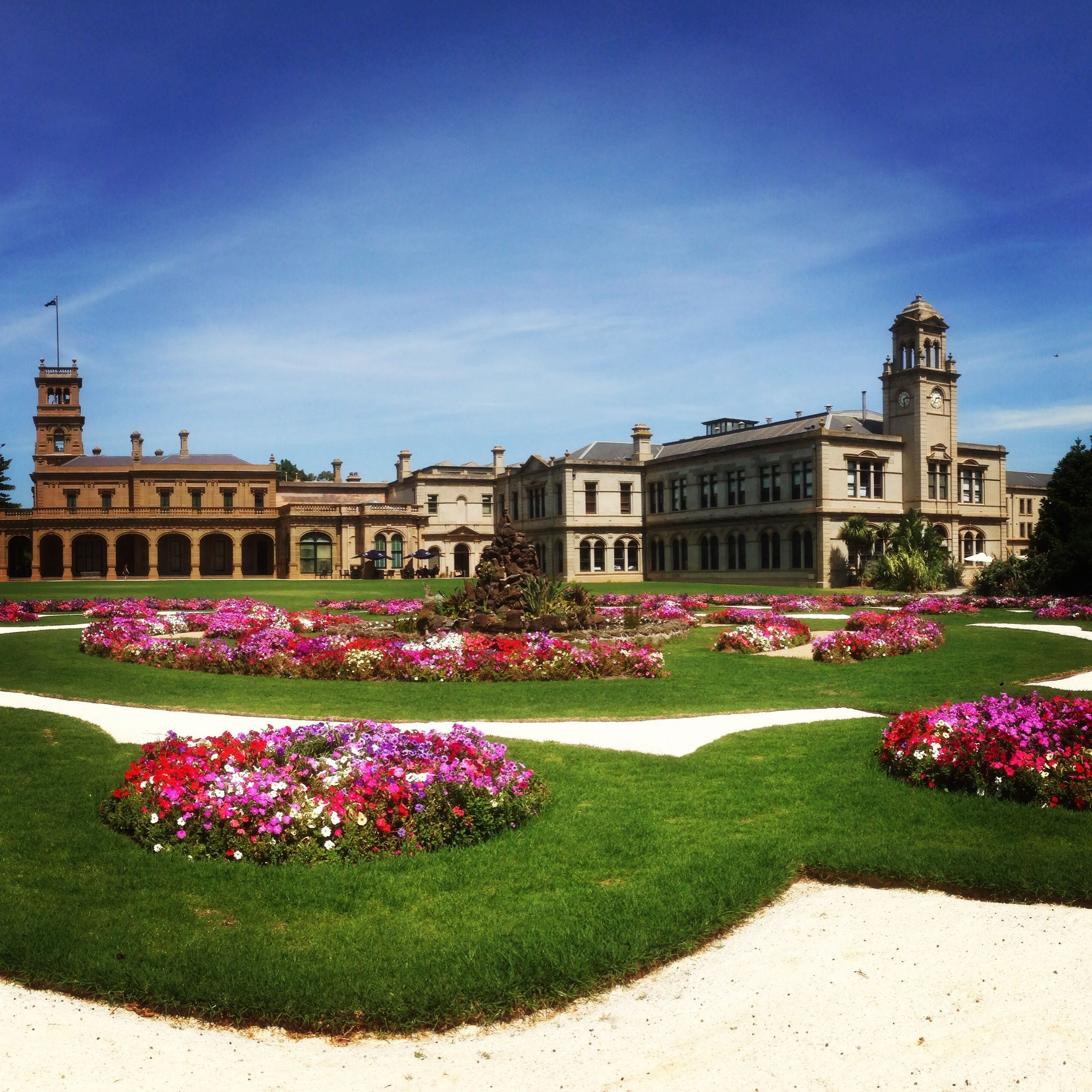 Werribee Mansion, the most beautiful mansion in Australia