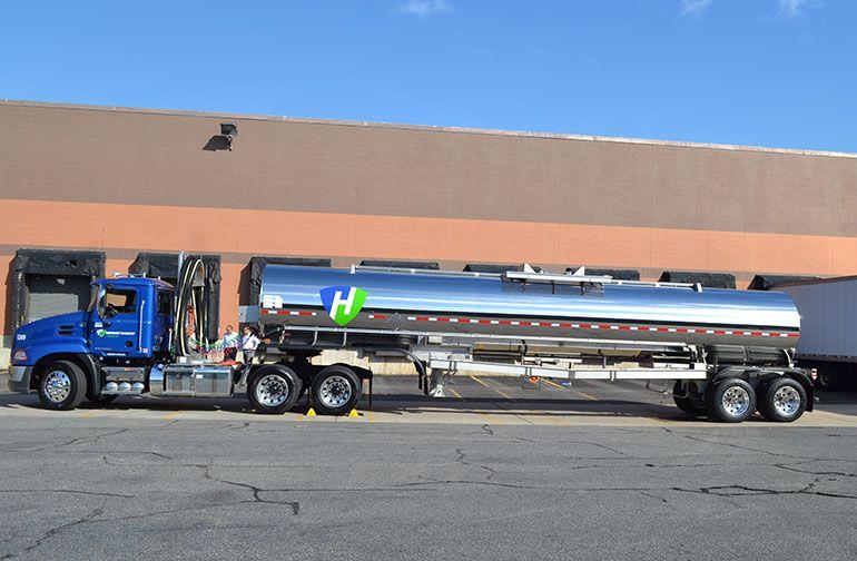Pin by Highway Transport on Tanker Trucking Trucks