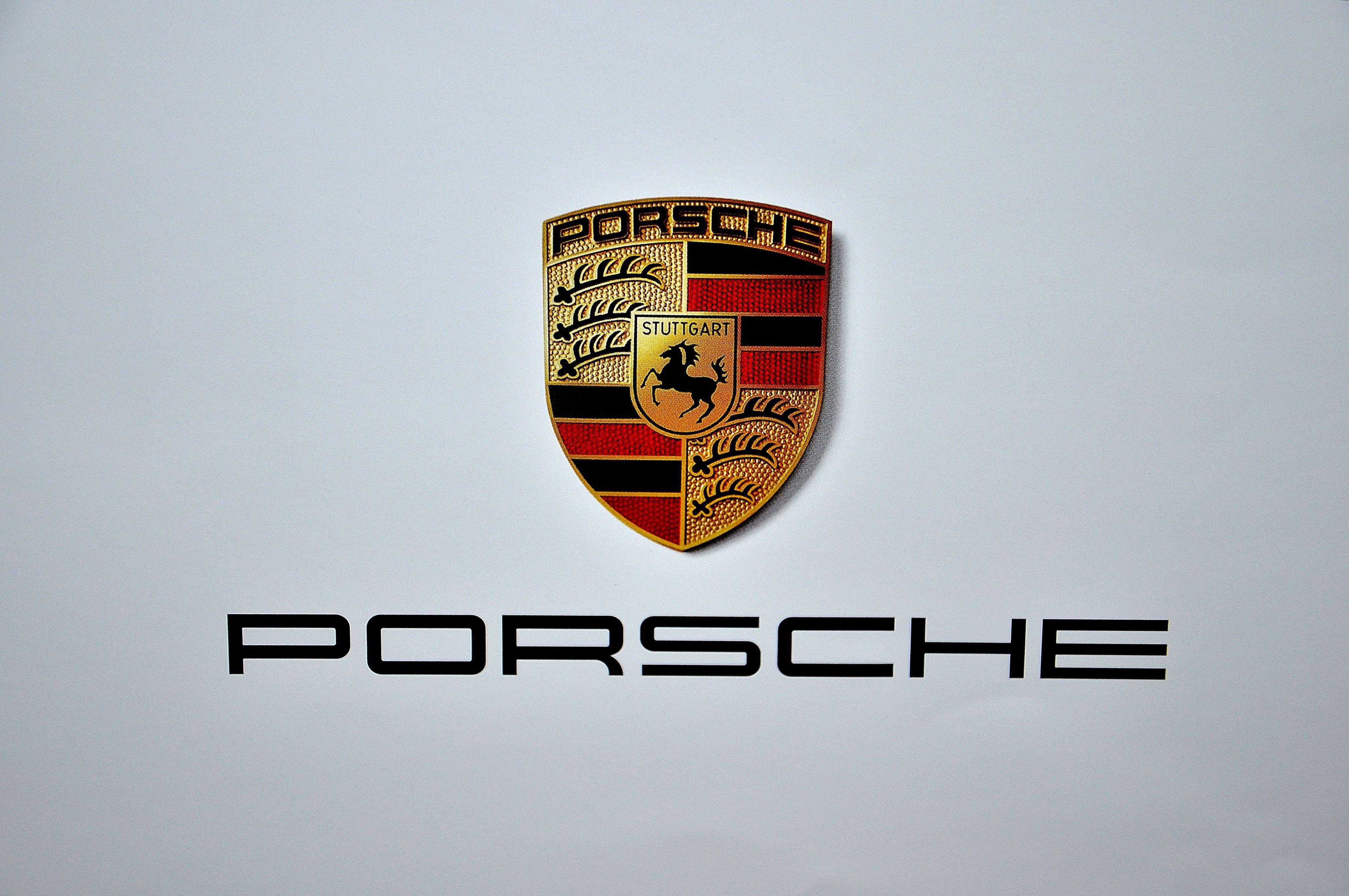 Porsche Logo Android Wallpaper Porsze Porsche Logo Logos