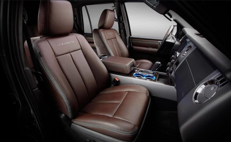2018 Ford Excursion New Interior Style Design
