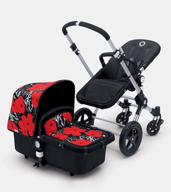 Lunch Pails & Lipstick bugaboo stroller + giveaway