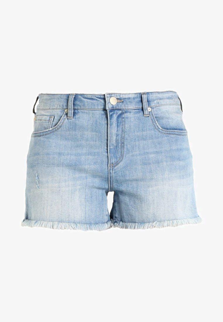 quality design 4fd37 6f834 Jeans Shorts - indigo denim in 2019 | Klamotten | Zalando ...