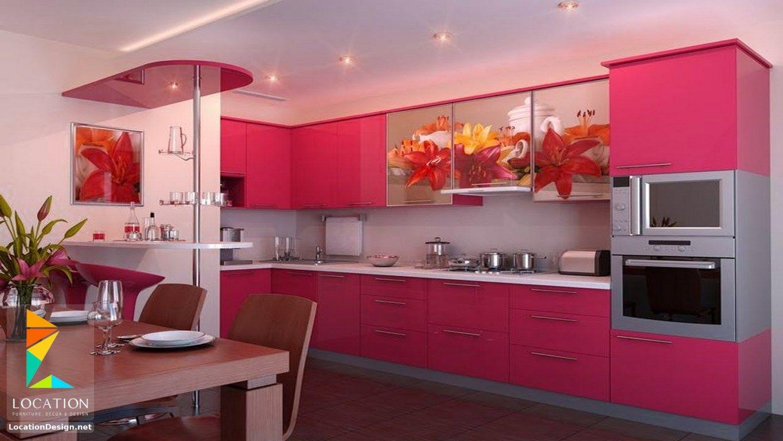 ديكورات مطابخ مودرن 2019 2020 Modern Kitchen Cabinet Design Elegant Kitchen Design Kitchen Design Color
