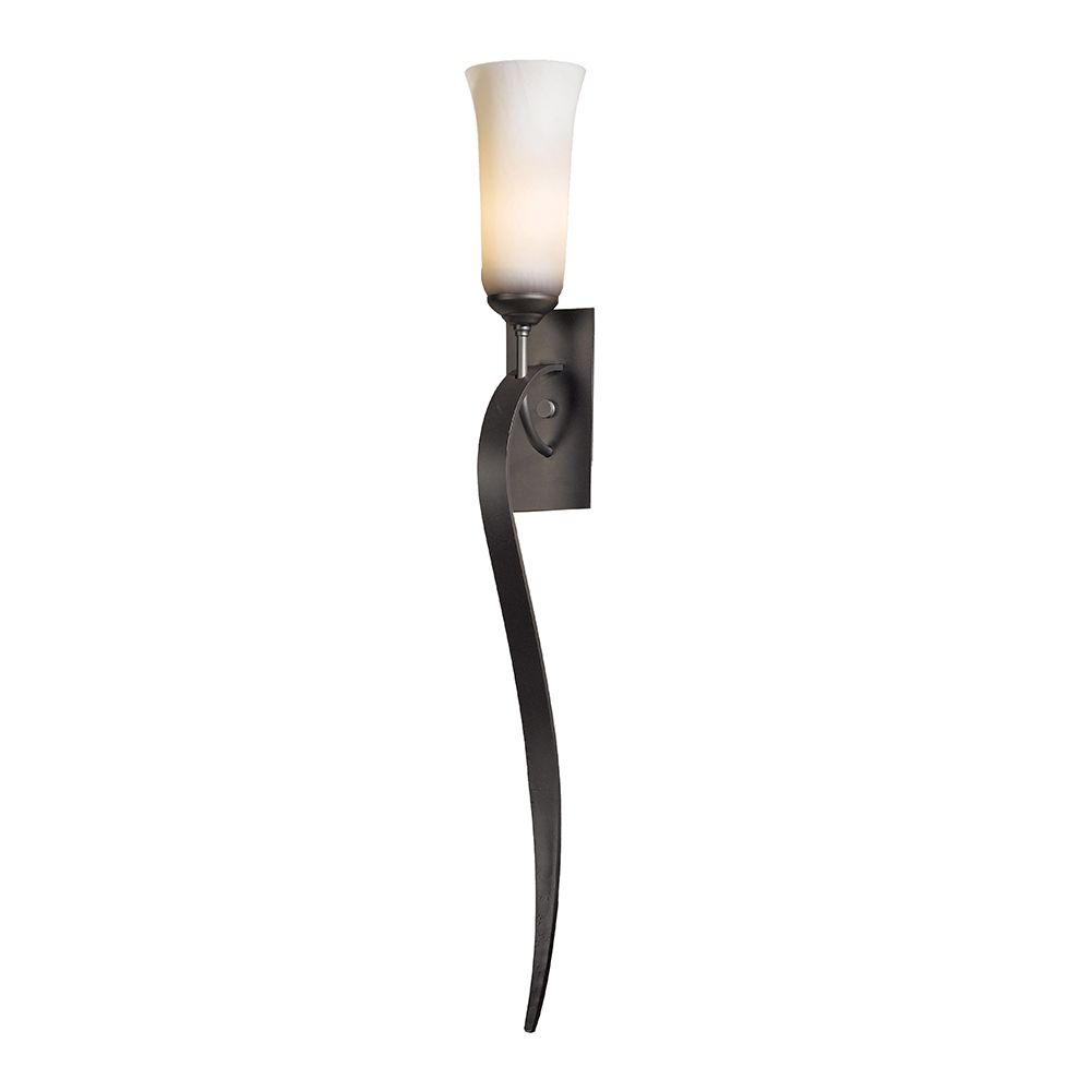 Hubbardton Forge Sweeping Taper: Sweeping Taper Wall Sconce