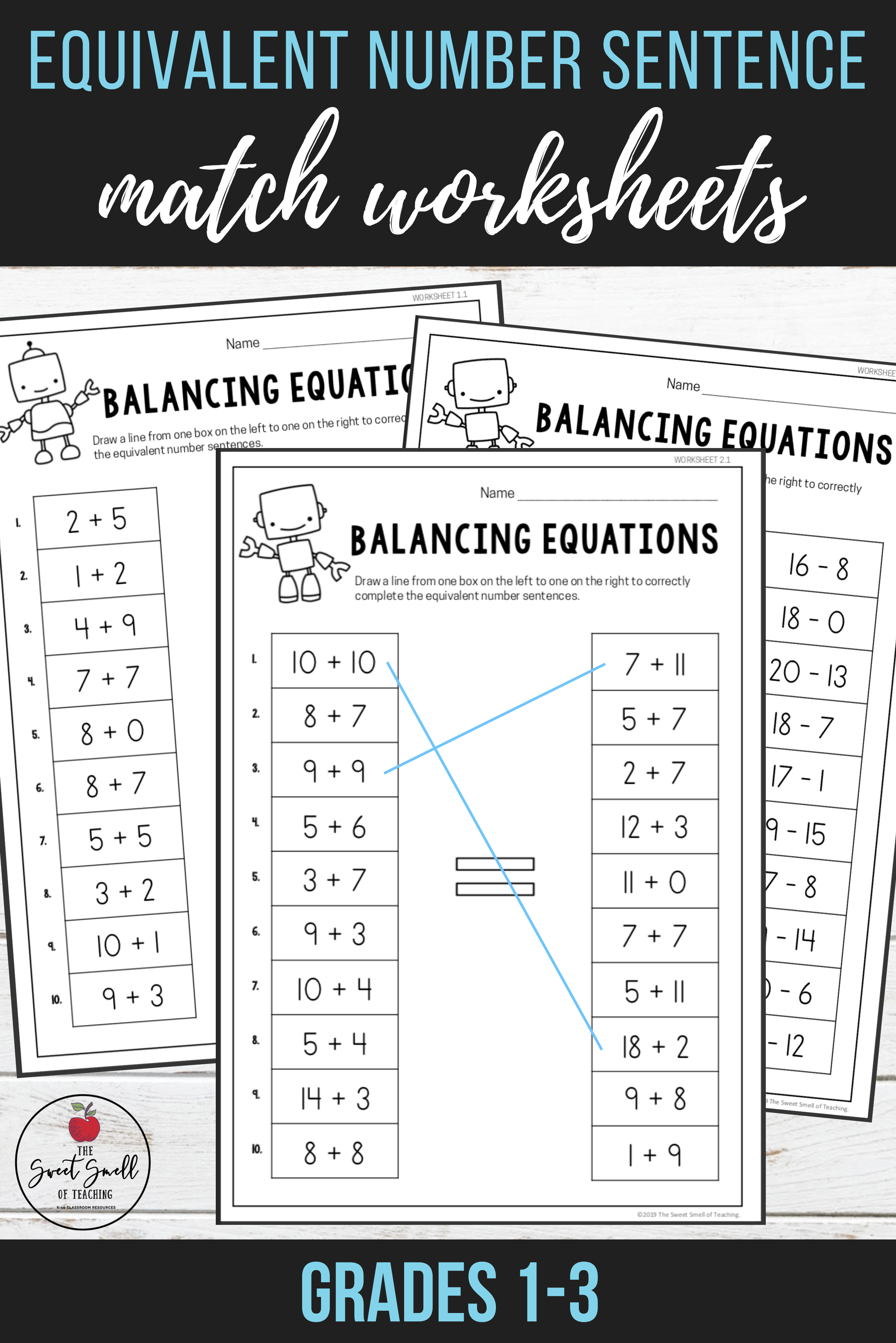 Balancing Equations Challenge Worksheet Answer Key