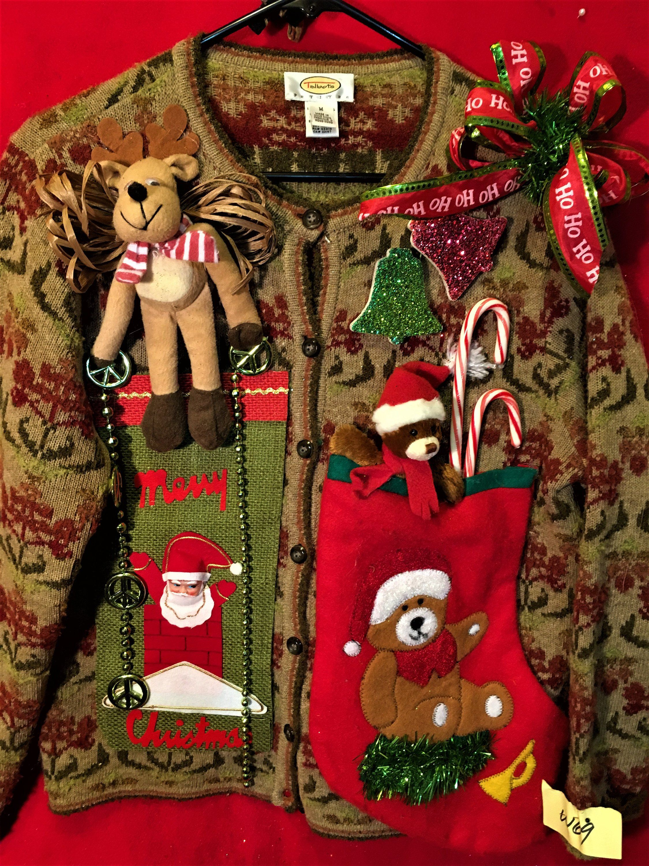 Pin on Ugly Christmas sweater by dizen52