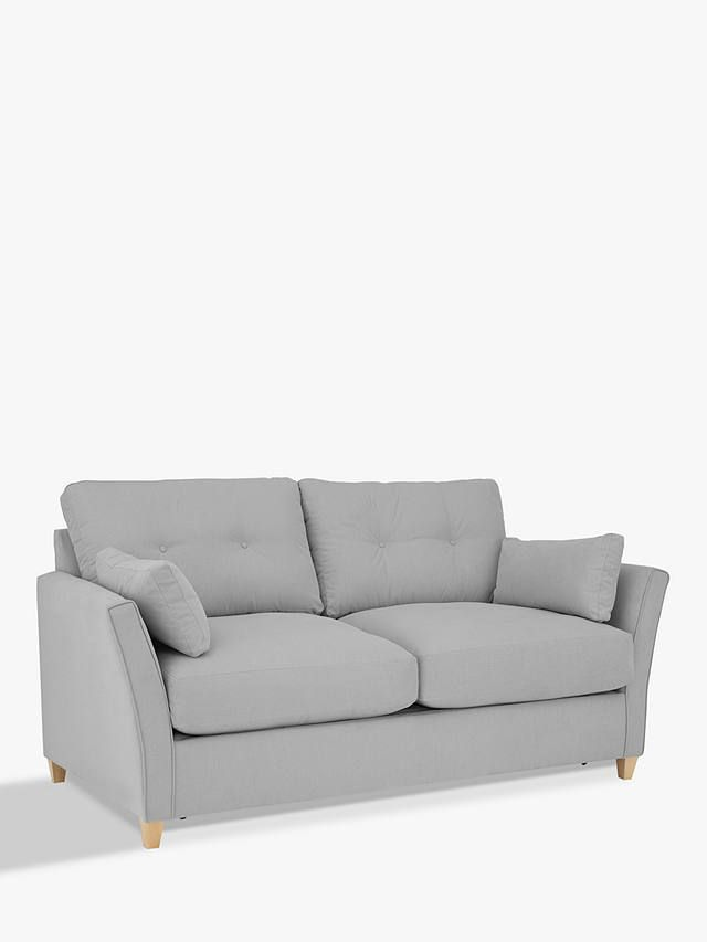Outstanding John Lewis Partners Chopin Medium Pocket Sprung Sofa Bed Creativecarmelina Interior Chair Design Creativecarmelinacom