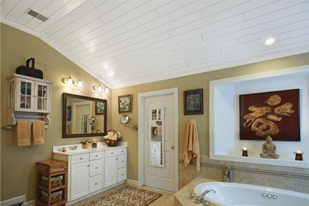 Affordable Bathroom Ceiling Tiles From Armstrong F You