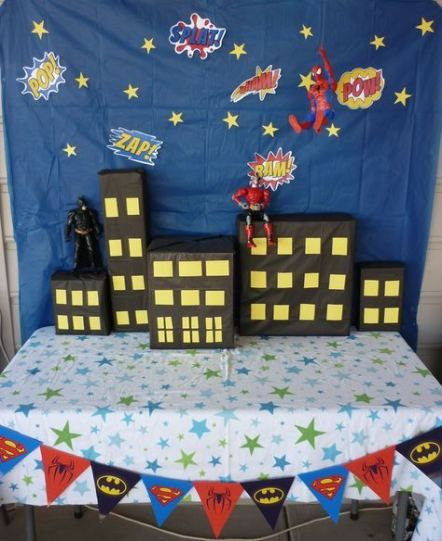 Super birthday party decorations diy for men free printables ideas