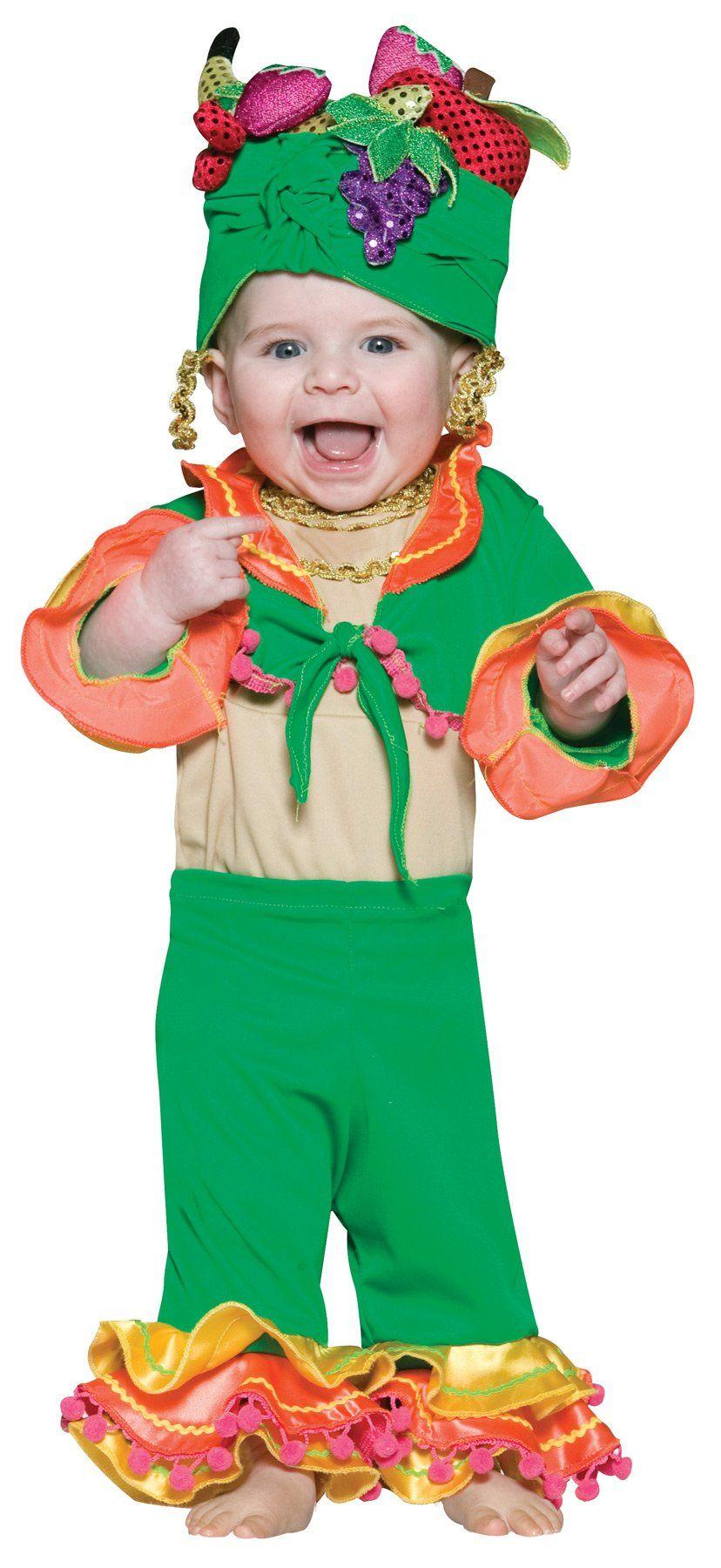 Tutti Frutti Child Toddler Costume 2-4T