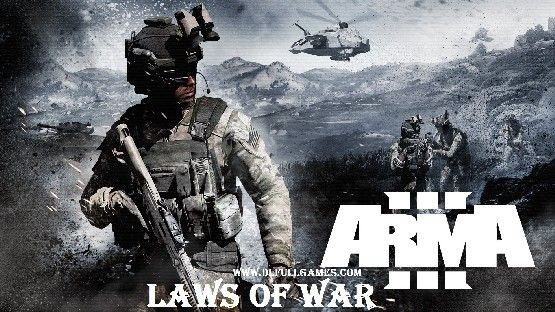 Arma 3 Laws of War Free Download Pc Game in 2019 | PC Games