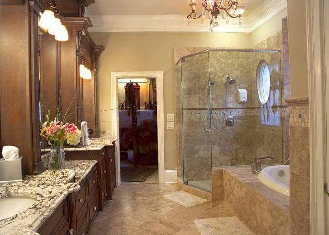 Baño de lujo bathrooms Pinterest Lujos, Baño y Hogar - baos de lujo