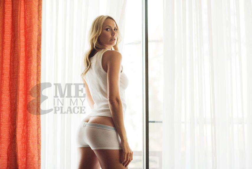 Stacy keibler ass in spandex like pants accept. opinion