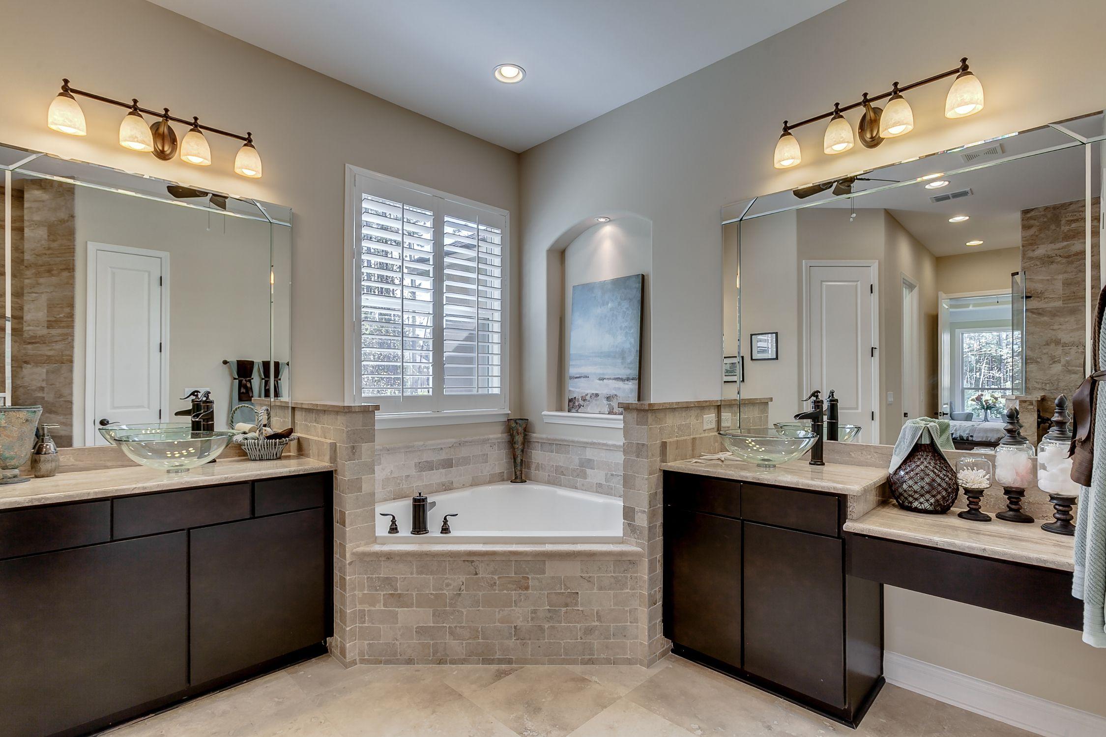 Model Home At Durbin Crossing Master Bathroom Absolutely