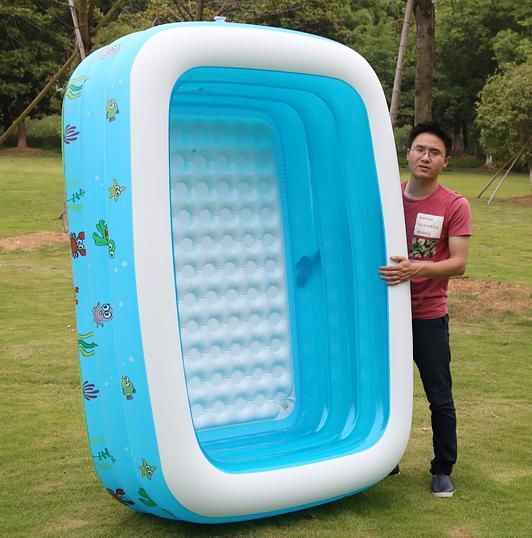 Inflatable Swimming Pool 2m Long Inflatable Pool Inflatable Swimming Pool Swimming Pools