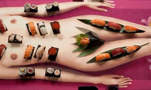 body sushi sex and the city in Kentucky