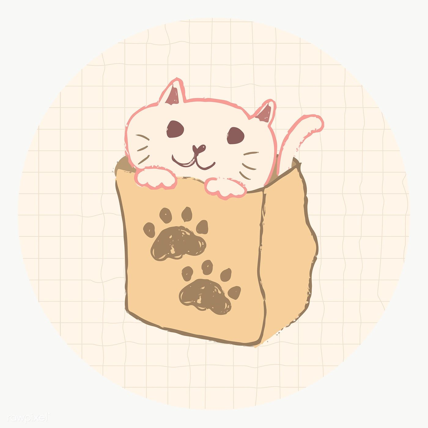Cute Cat Story Highlights Icon For Social Media Transparent Png Free Image By Rawpixel Com Mind Story Highlights Happy Birthday Posters Cat Icon
