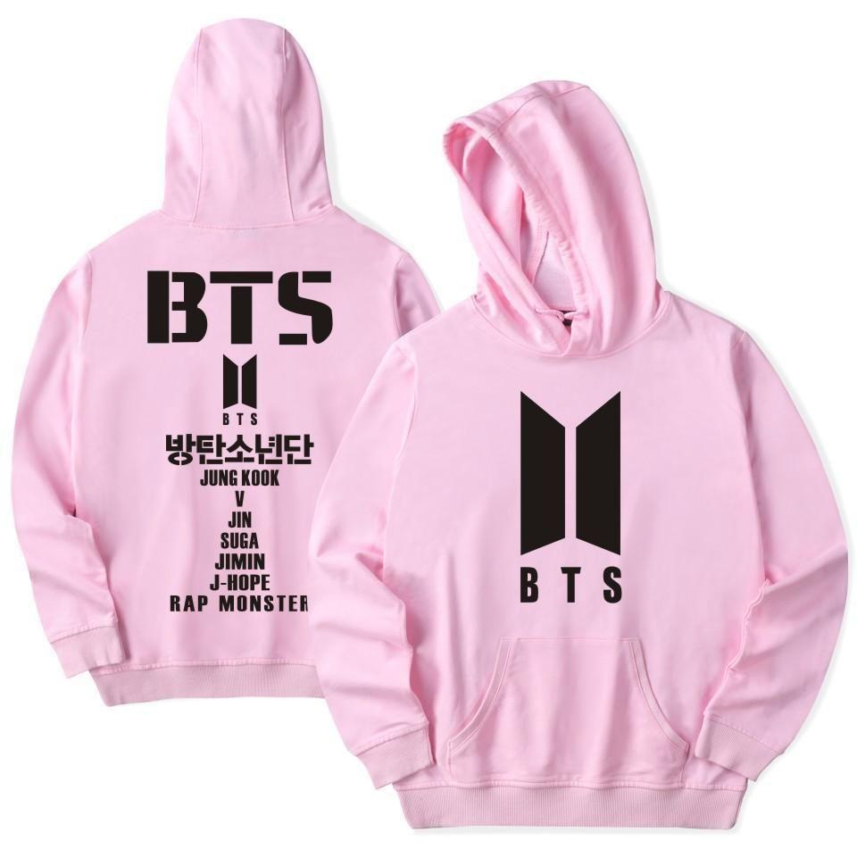 NEW BTS Classic Hoodie in 2020 | Bts clothing, Bts hoodie, Bts