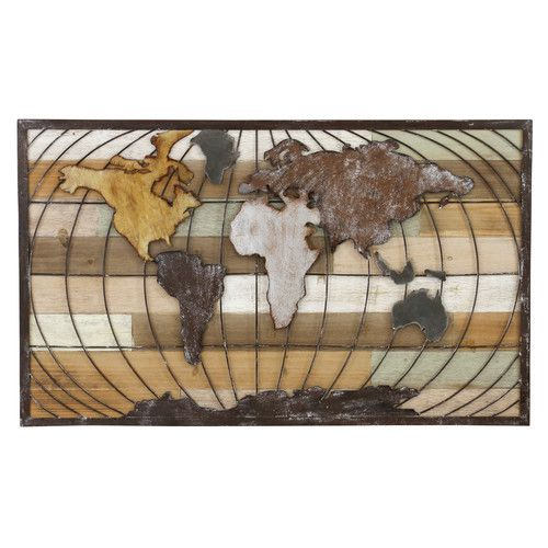 Found it at wayfair marco world map wall decor pier one found it at wayfair marco world map wall decor gumiabroncs Images