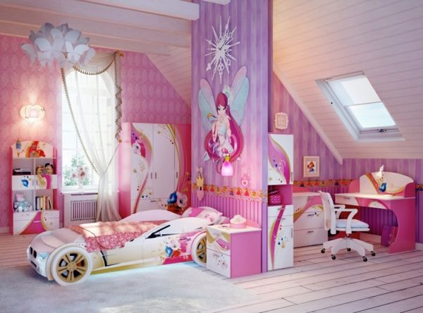 ausgefallene kinderbetten als hauptakzent im kinderzimmer pinterest kinderbett auto. Black Bedroom Furniture Sets. Home Design Ideas