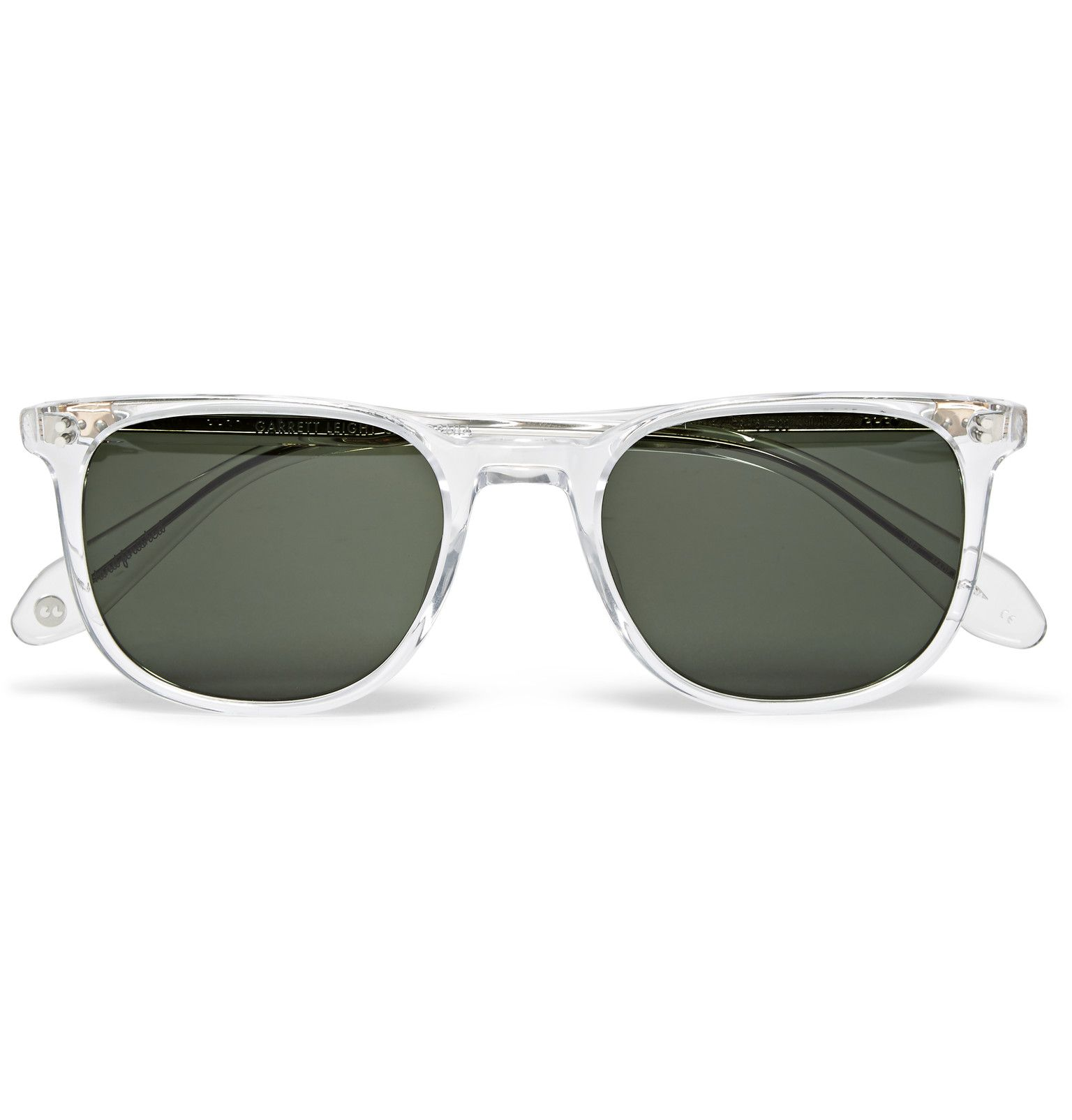 Garrett Leight California Optical Bentley 51 D-Frame Acetate ...