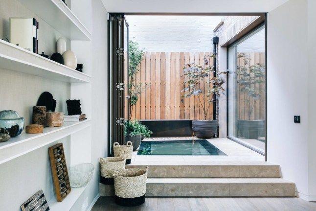 Une maison contemporaine en ville - PLANETE DECO a homes world