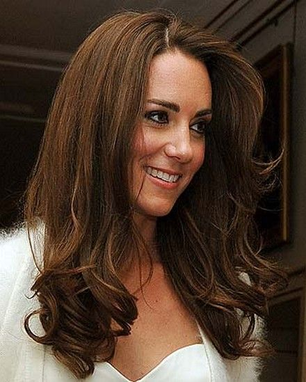 Kate Middleton's Royal Wedding Hair | Kate middleton hair ...