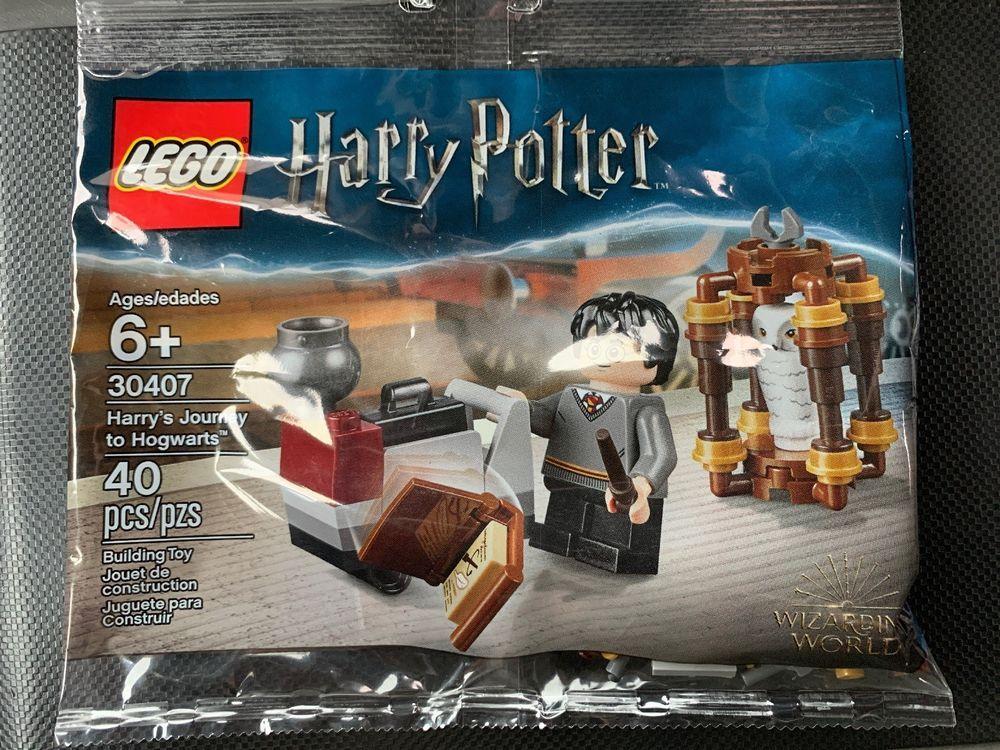 Lego 30407 Harry Potter Harry/'s Journey to Hogwarts Polybag Brand New