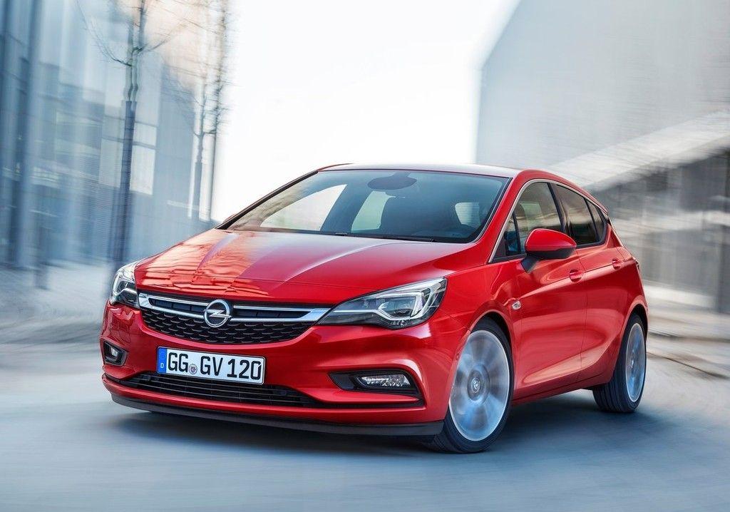 La Sexta Generacion Del Opel Astra Llegara En 2021 Version