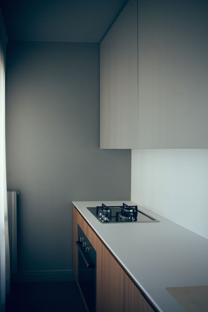 House#03 cucina cucina minimalista di andrea rubini architetto minimalista