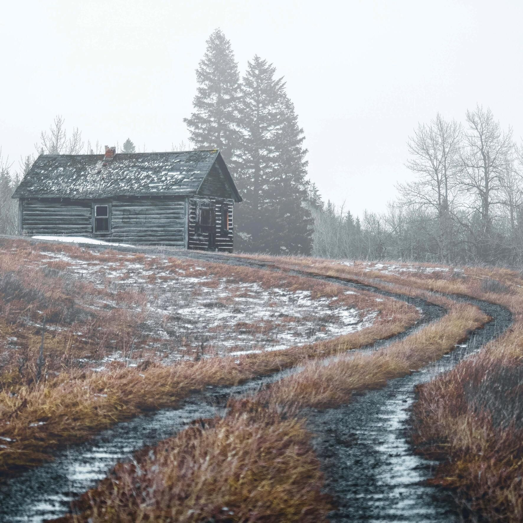 Abandoned House In Southern Alberta Canada #abandoned