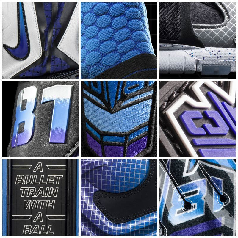 Nike CJ81 Collection on Behance