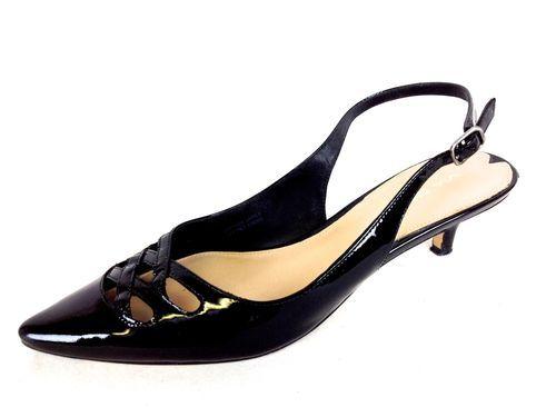 Womens Next Black Patent Forever Comfort Kitten Heel Court Shoes Black In 2020 Court Shoes Navy Court Shoes Kitten Heels