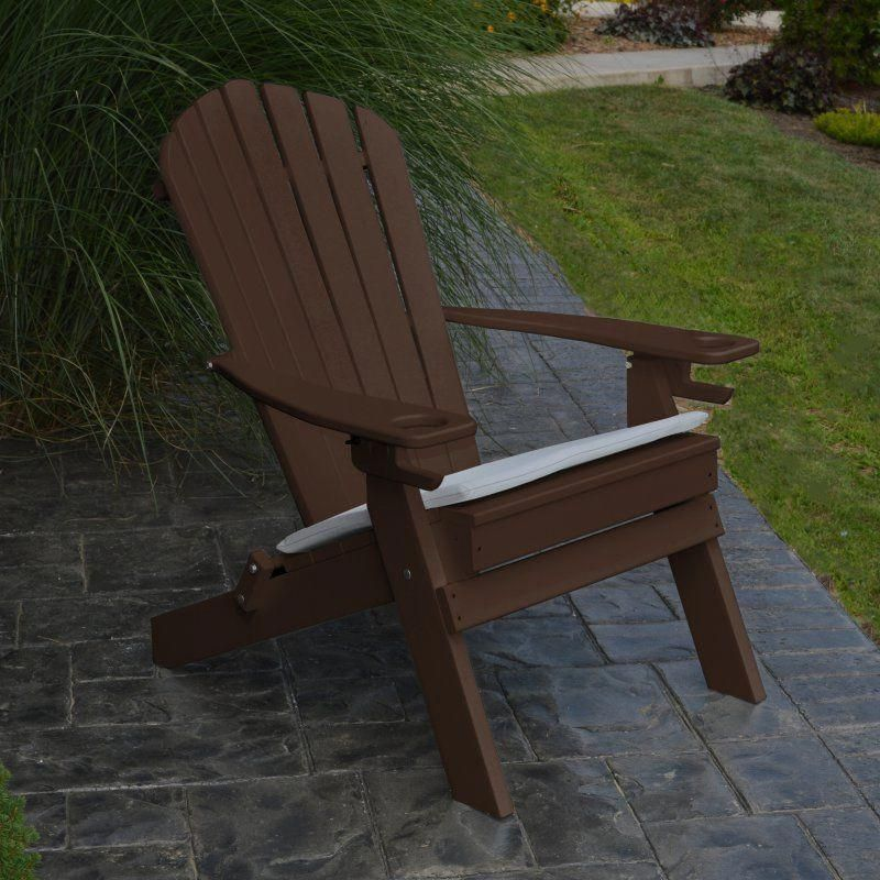 Outdoor A & L Furniture Folding Recycled Plastic
