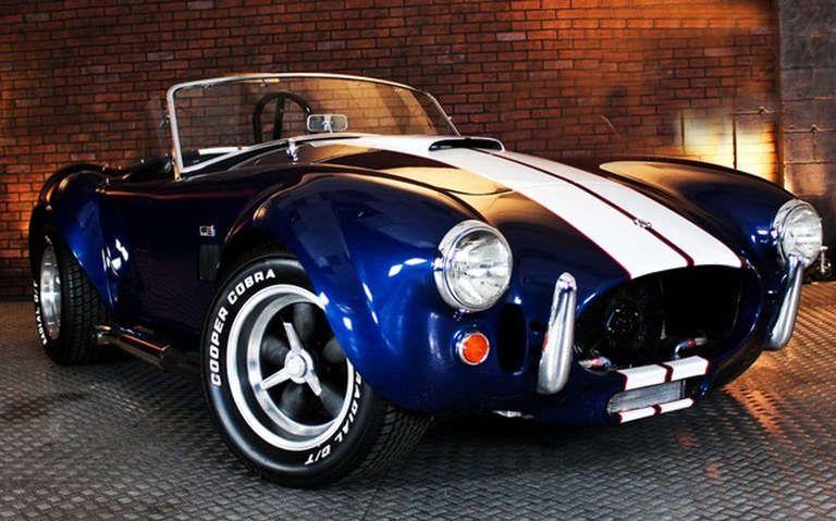 Shelby AC Cobra / Original Engine