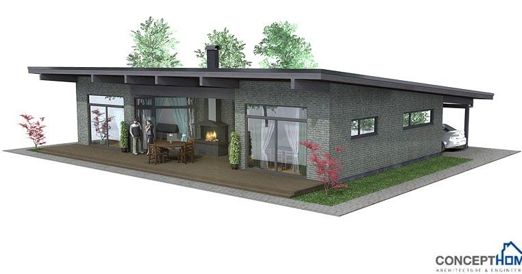 Affordable Home Ch71 House Floor Plans How To Plan Dream House Plans