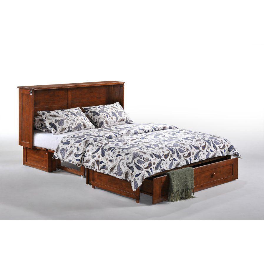 Queen Storage Murphy Bed with Mattress | murphy beds & sofa sleepers ...