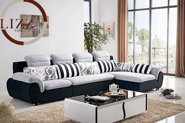 Mexicohomefabricsofasetb1039Livingroomlshapedfabric Best Living Room Sofas Decorating Inspiration