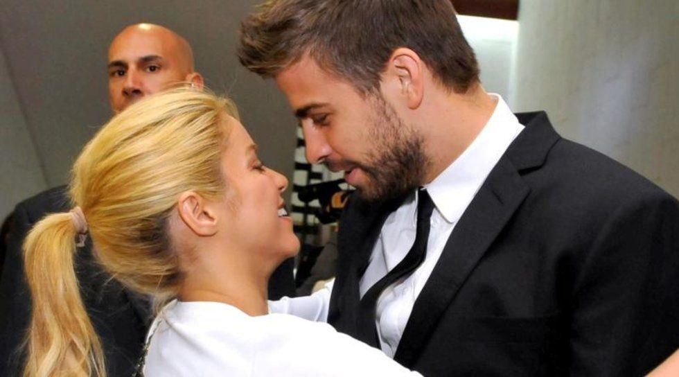 Separados Para Nada Shakira Y Piqué Están Felices Paréntesis Shakira Y Pique Pique Shakira