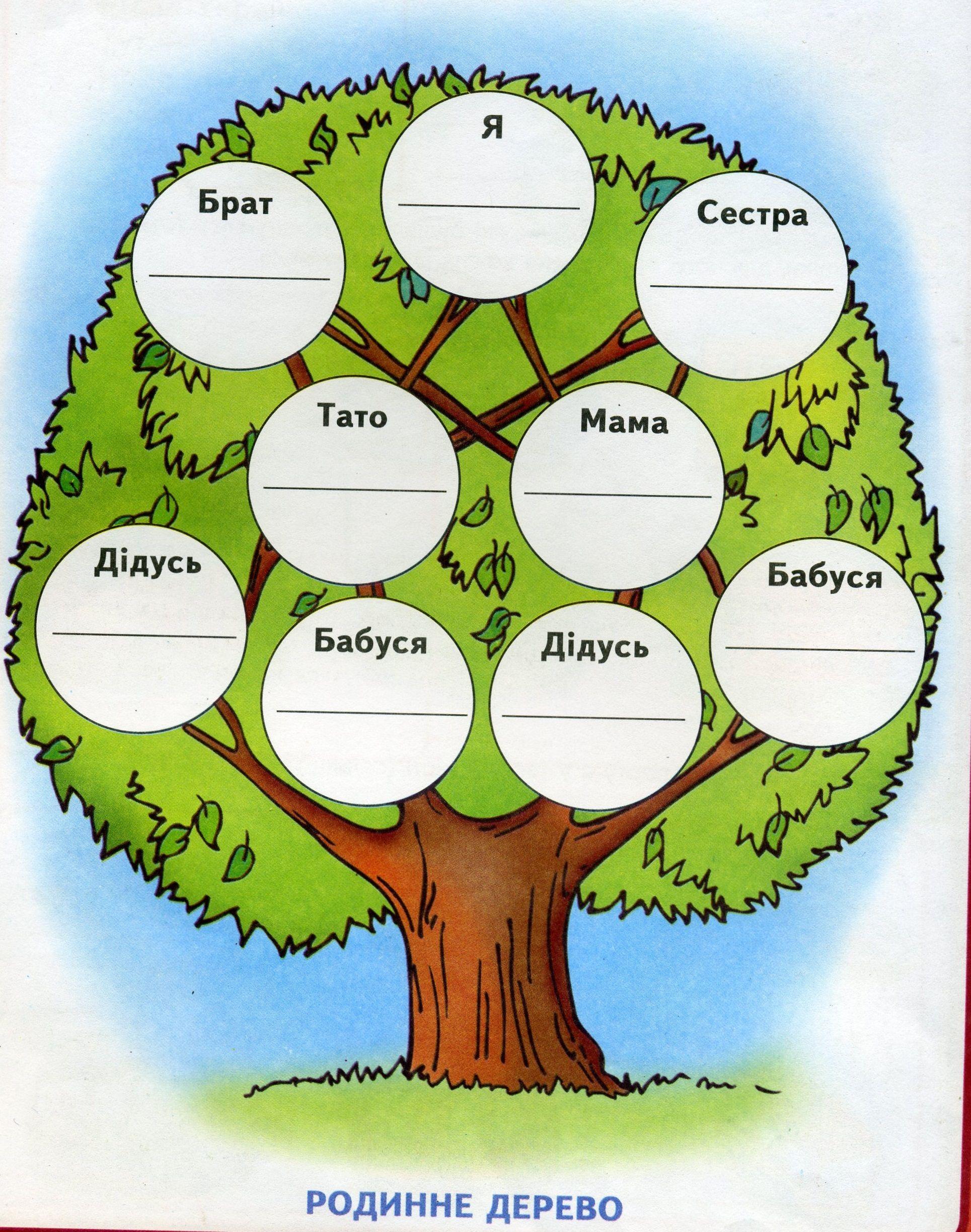 Скачать бесплатно генеалогическое дерево