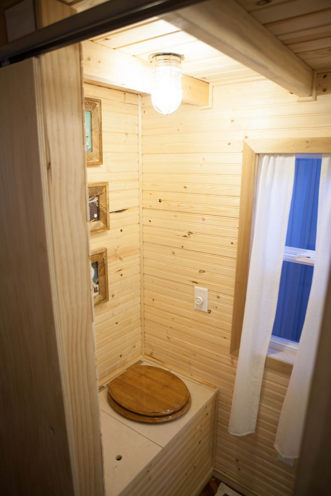 Tiny House Bathrooms Tiny House Designs Tiny House Design - Small trailer with bathroom for bathroom decor ideas