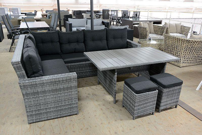 Lounge Sets tuinmeubel outlet megadump nunspeet loungesets tuinset tuinkussens