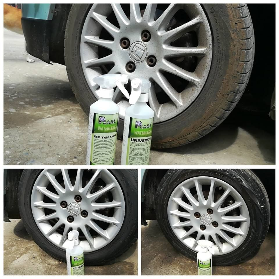 Universal (With images) Tyre shine, Eco friendly