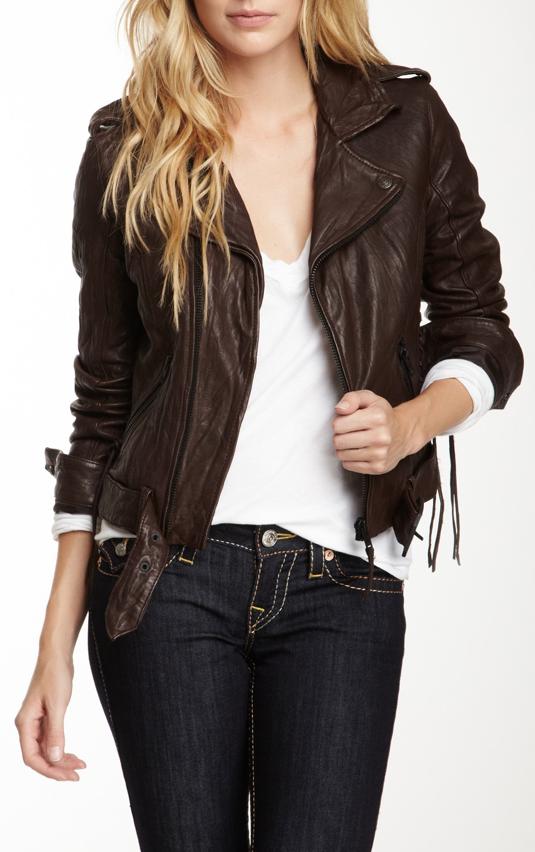 6 wilson leather jacket for womens (14) | Moda. Combinaciones ...