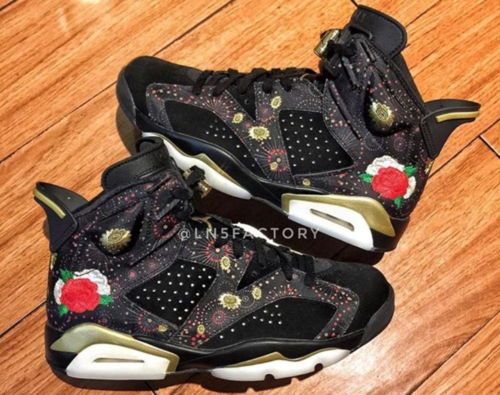 1cdcb96f095684 Are You Looking Forward To The Air Jordan 6 Chinese New Year