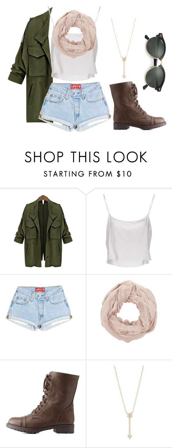 """Untitled #491"" by cuteskyiscute ❤ liked on Polyvore featuring Jean-Paul Gaultier, Charlotte Russe, EF Collection and Ray-Ban"