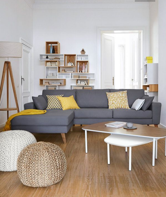 Amazing Scandinavian Interior Design and Ideas | Living rooms, Room ...